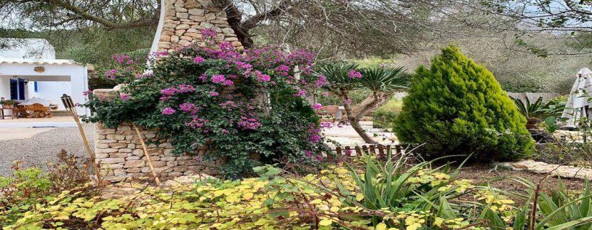 long term rental Ibiza - Villa Precioso 32