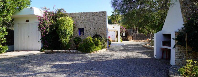 long term rental Ibiza - Villa Precioso 4