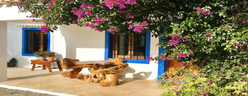 long term rental Ibiza - Villa Precioso 5