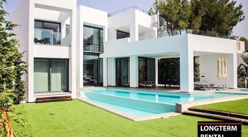 Long term rental Ibiza - Villa Lleña11