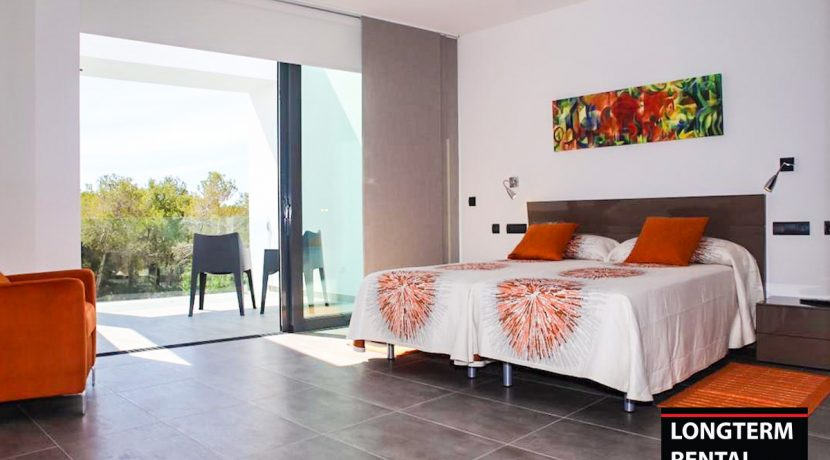 Long term rental Ibiza - Villa Lleña2