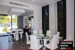 Long term rental Ibiza - Villa Lleña3