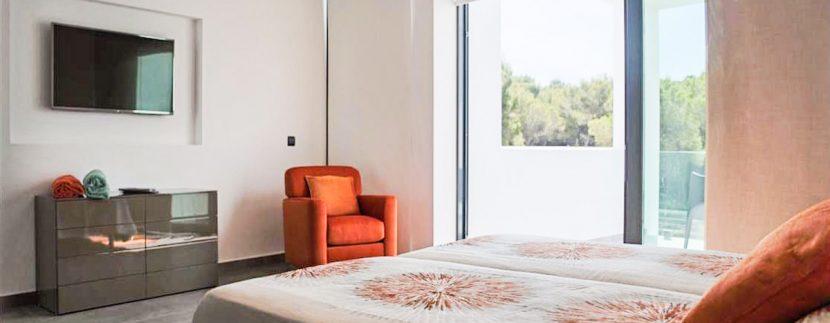 Long term rental Ibiza - Villa Lleña6
