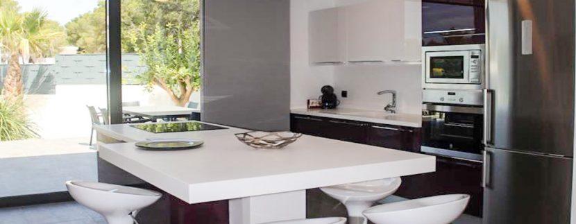 Long term rental Ibiza - Villa Lleña7