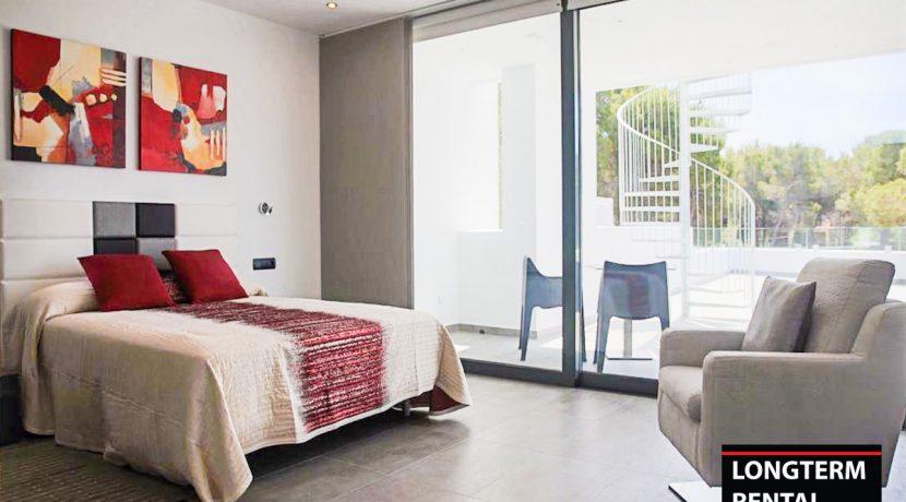 Long term rental Ibiza - Villa Lleña9
