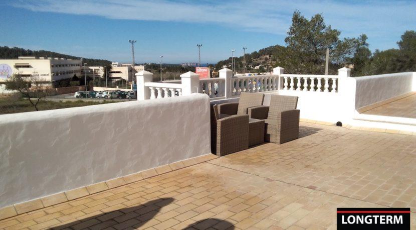 Long term rental Ibiza - Casa Escuela21