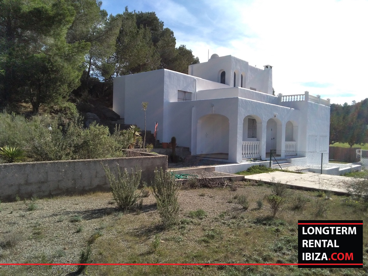 Long term rental Ibiza - Casa Escuela, annual rental, ibiza real estate