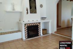 Long term rental Ibiza - Casa Escuela4