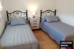Long term rental Ibiza - Casa Escuela7