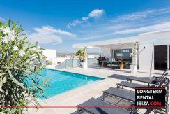 Long term rental Ibiza - VIlla Talamanca Cinco 1