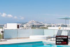 Long term rental Ibiza - VIlla Talamanca Cinco 12