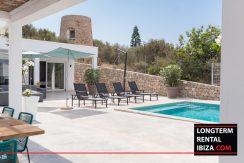 Long term rental Ibiza - VIlla Talamanca Cinco 40