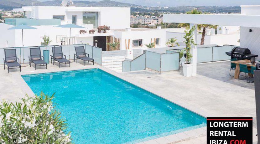 Long term rental Ibiza - VIlla Talamanca Cinco 42