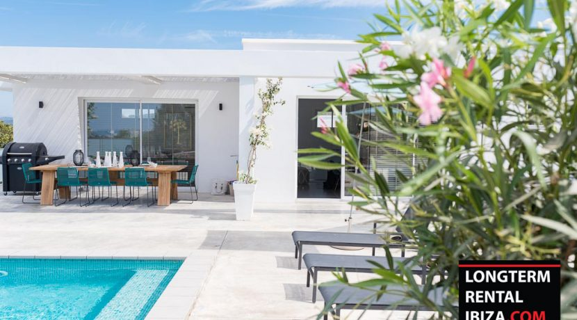 Long term rental Ibiza - VIlla Talamanca Cinco 43