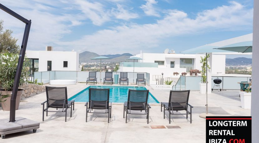 Long term rental Ibiza - VIlla Talamanca Cinco 47