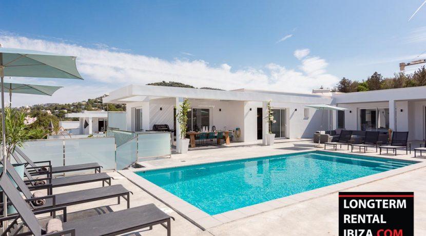 Long term rental Ibiza - VIlla Talamanca Cinco 55