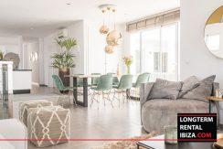 Long term rental Ibiza - VIlla Talamanca Cinco 58