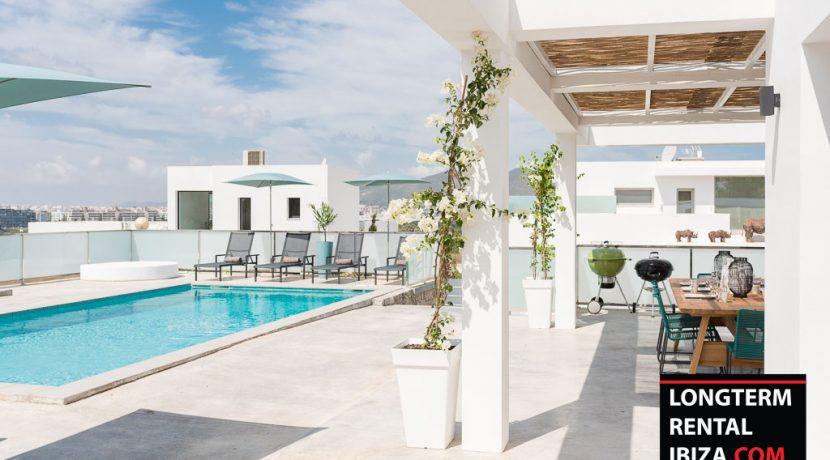 Long term rental Ibiza - VIlla Talamanca Cinco 60