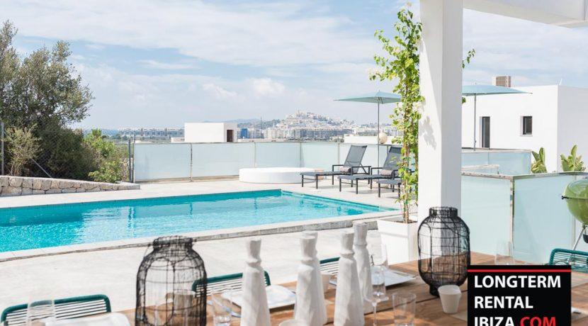 Long term rental Ibiza - VIlla Talamanca Cinco 62