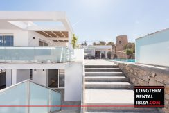 Long term rental Ibiza - VIlla Talamanca Cinco 66