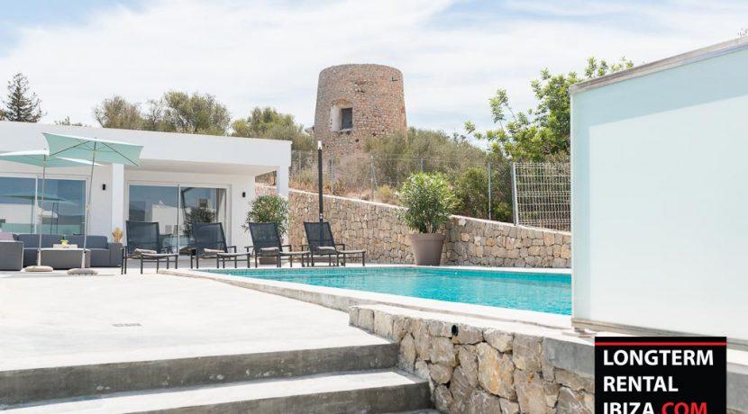 Long term rental Ibiza - VIlla Talamanca Cinco 71