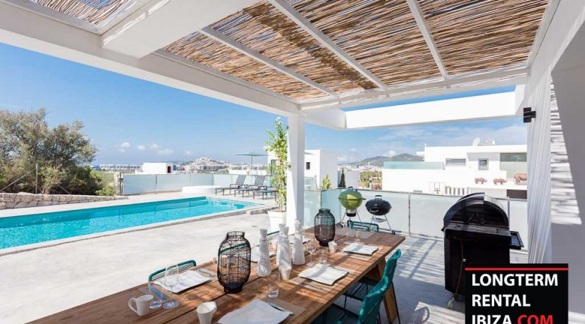 Long term rental Ibiza - VIlla Talamanca Cinco 77
