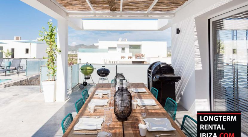Long term rental Ibiza - VIlla Talamanca Cinco 80