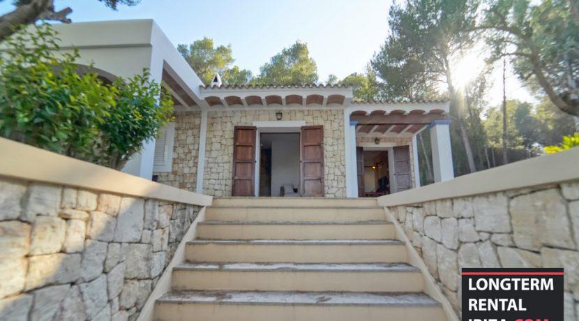 Long term rental Ibiza - villa Fuera10