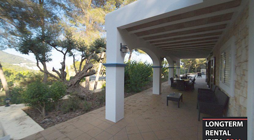 Long term rental Ibiza - villa Fuera13