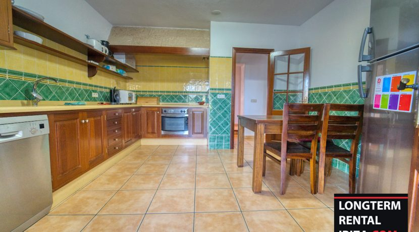 Long term rental Ibiza - villa Fuera14