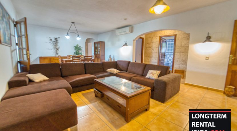 Long term rental Ibiza - villa Fuera15