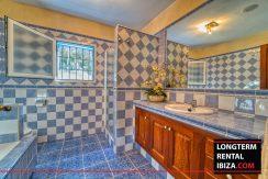 Long term rental Ibiza - villa Fuera16