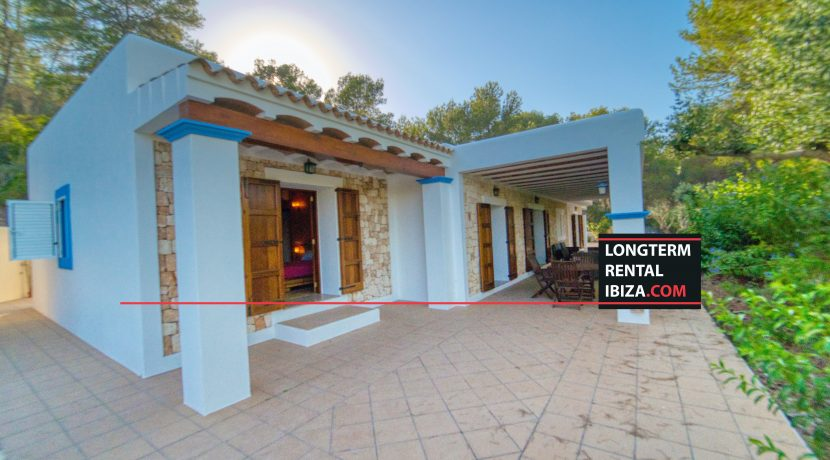 Long term rental Ibiza - villa Fuera18
