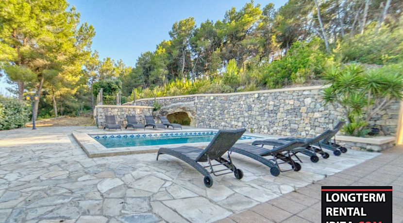 Long term rental Ibiza - villa Fuera20