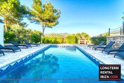 Long term rental Ibiza - villa Fuera24