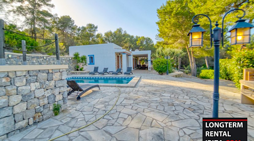 Long term rental Ibiza - villa Fuera25