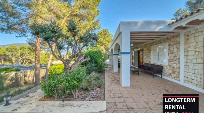 Long term rental Ibiza - villa Fuera28