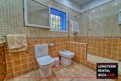 Long term rental Ibiza - villa Fuera29