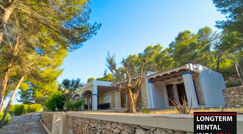 Long term rental Ibiza - villa Fuera30