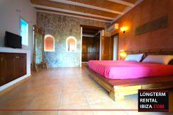 Long term rental Ibiza - villa Fuera4