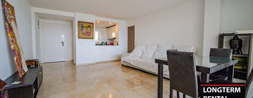 Long term rental ibiza - Apartment Gran Barracuda 1