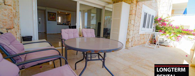 Long term rental ibiza - Apartment Gran Barracuda 12