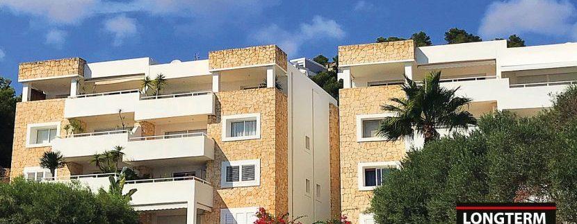 Long term rental ibiza - Apartment Gran Barracuda 14