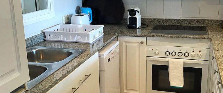 Long term rental ibiza - Apartment Gran Barracuda 15