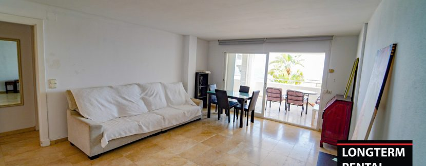 Long term rental ibiza - Apartment Gran Barracuda 2