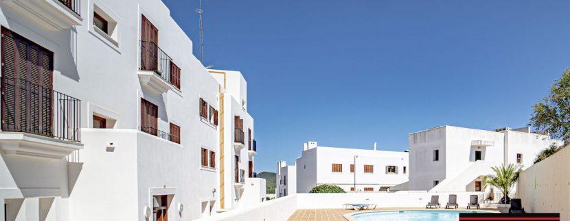 Long term rental Ibiza - Apartment Citroen 1