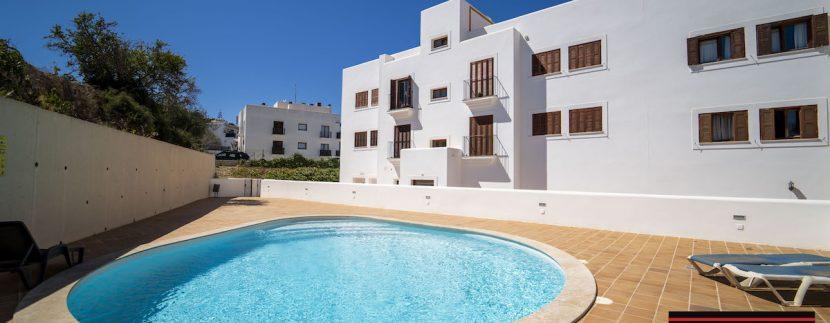 Long term rental Ibiza - Apartment Citroen 2