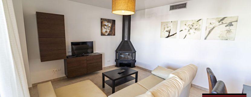 Long term rental Ibiza - Apartment Citroen 8