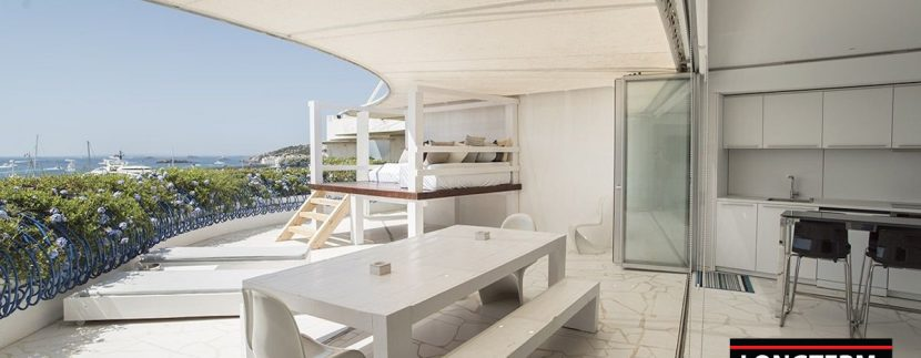 Long term rental Ibiza - Penthouse Las boas Amnesia11