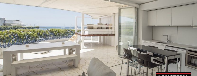 Long term rental Ibiza - Penthouse Las boas Amnesia19